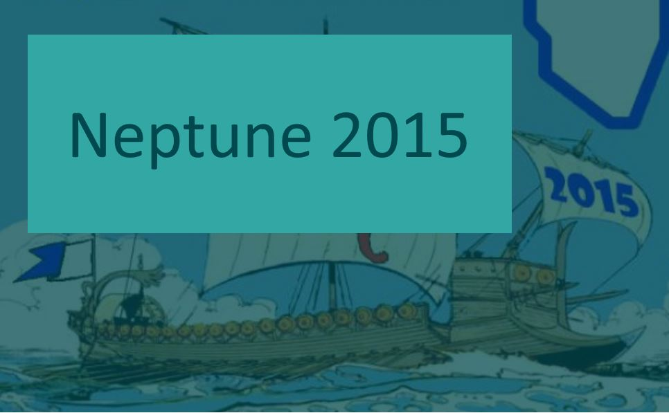 Inscriptions coupe Neptune 2015