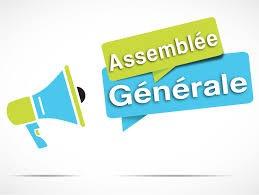 Assemblée générale le vendredi 25 janvier