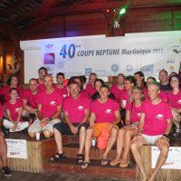 Coupe Neptune 2018 : Saclay remporte haut la main !