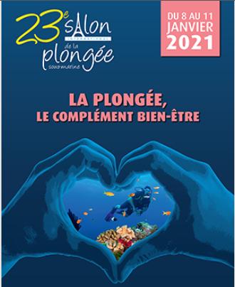 Salon de la plongée 2021 !