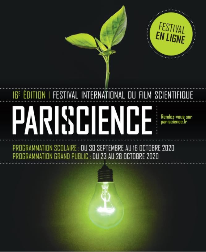 Festival Paris Science - trois documentaires sur l'océan - 28 octobre