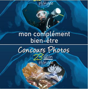 Salon de la plongée - concours photo - 30 novembre